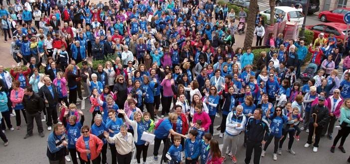L'Alcudia de Crespins se prepara para un maratón de lucha contra el cáncer
