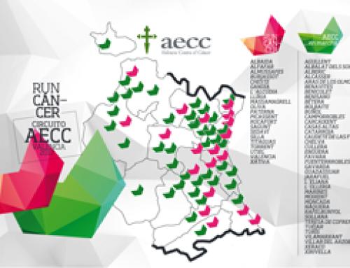 AECC Valencia presenta la tercera edición de RunCáncer, el circuito de carreras y marchas solidarias más grande de Europa