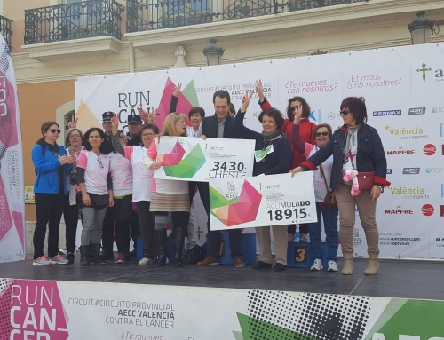 RunCáncer sigue sumando kilómetros y euros 100% solidarios con tres citas