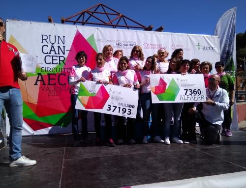 Más de 5.000 personas y 18.283 euros más a la lucha RunCáncer en un fin de semana