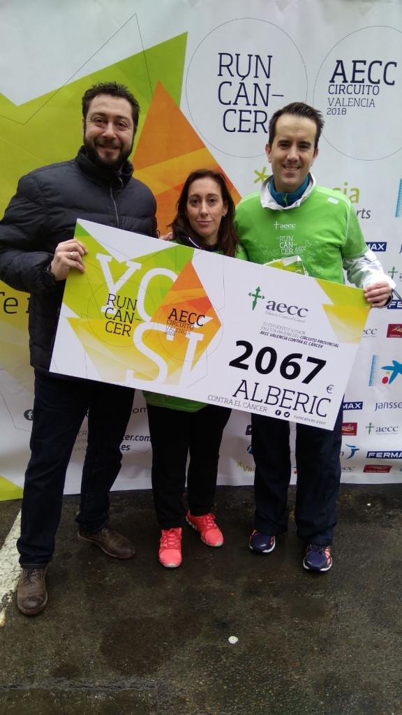 RunCancer Alberic