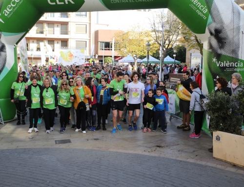 La segunda marcha de RunCáncer 2018 en l'Eliana recauda más de 5.000€