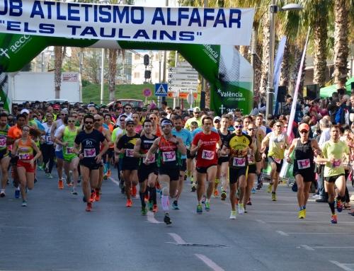 Alfafar acoge la segunda carrera de esta edición de RunCáncer – AECC Valencia
