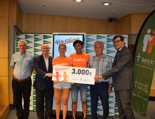El #Reto42Kancer recauda 3.000€ para la lucha contra el cáncer
