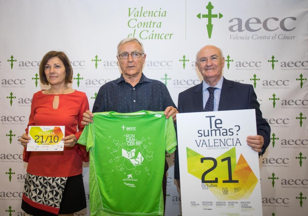 valencia contra el cancer