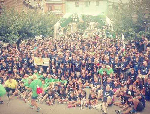 RunCáncer inaugura agosto con cerca de 800 personas marchando contra el cáncer en Tuéjar