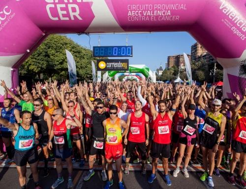 Cuenta atrás para la III edición del evento deportivo y 100% solidario 'Valencia contra el Cáncer'