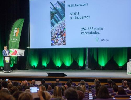 Acto de presentación de RunCáncer – AECC Valencia 2019