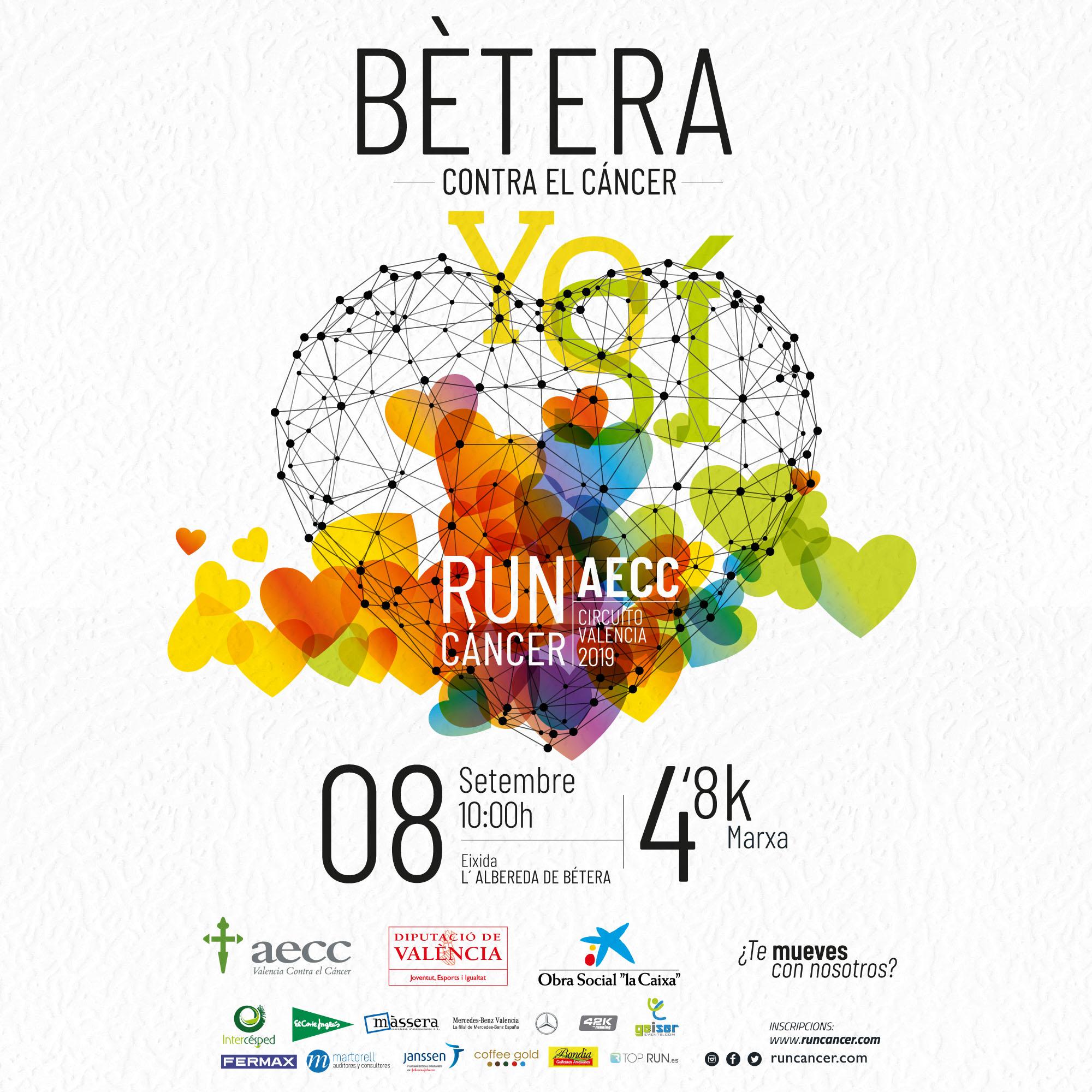 Calendario Valencia 2019.Calendario 2019 Runcancer