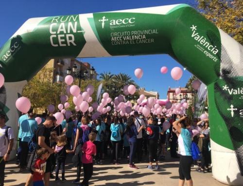 La solidaridad contra el cáncer en Aielo de Malferit suma más de 4.000€