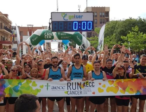 RunCáncer despide mayo en Almussafes superando los 75.000€ de recaudación en 2019