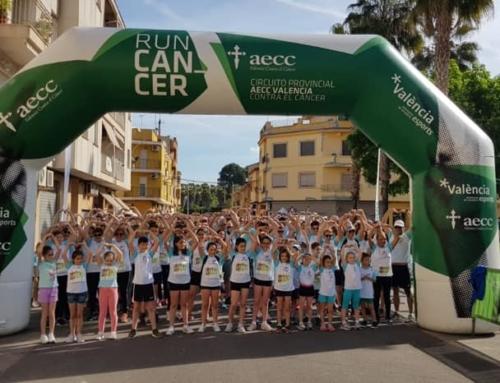 Turís, Genovés y Favara suman contra el cáncer