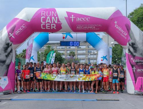 RunCáncer supera los 100.000€ de recaudación tras los primeros cuatro meses del circuito 2019