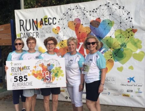 El verano de RunCáncer llega a Alborache