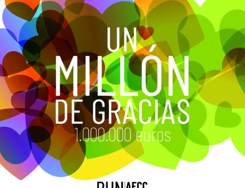 RunCáncer alcanza el millón de euros de recaudación desde que comenzó en 2015