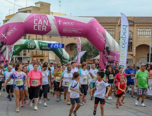 Benavites y Llíria suman más de 5.000€ en la lucha de RunCáncer