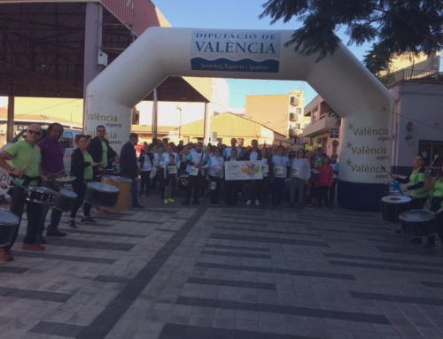 La Pobla de Vallbona, penúltima parada de #RunCáncer 2019