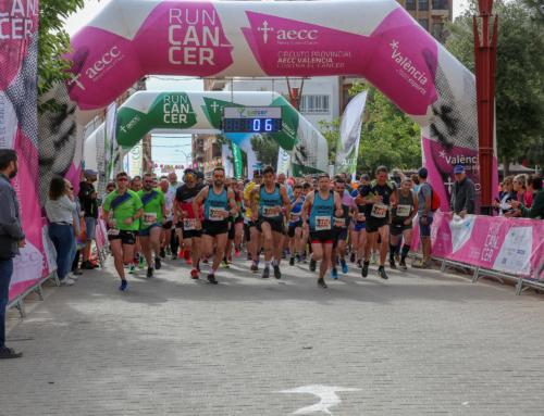 RunCáncer – AECC Valencia arranca su VI edición con las pruebas de l'Eliana y Rafelbunyol