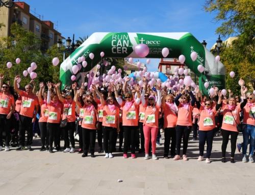 Aielo de Malferit y Chella suman más de 6.000€ contra el cáncer