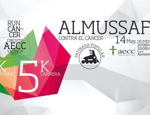 La cita RunCáncer en Almussafes cerrará la Semana de la Salud de esta localidad