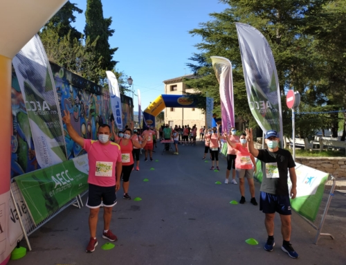 #RunCáncer sigue sumando y recauda cerca de 500€ más en Bèlgida