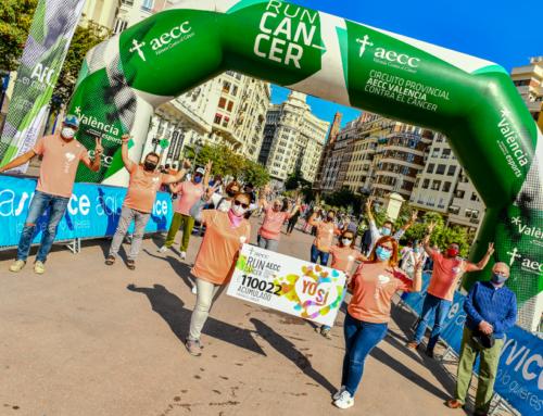 RunCáncer supera los 110.000 euros de recaudación este 2020