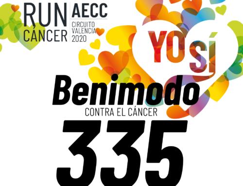 Benimodo suma contra el cáncer