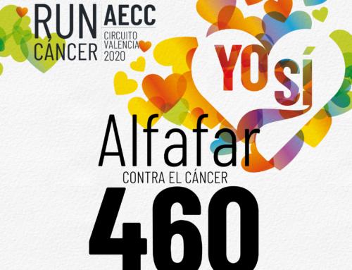 Alfafar se mueve contra el cáncer