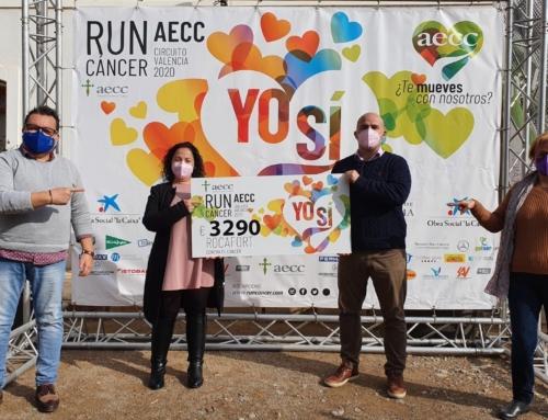 Rocafort suma 3.290€ contra el cáncer