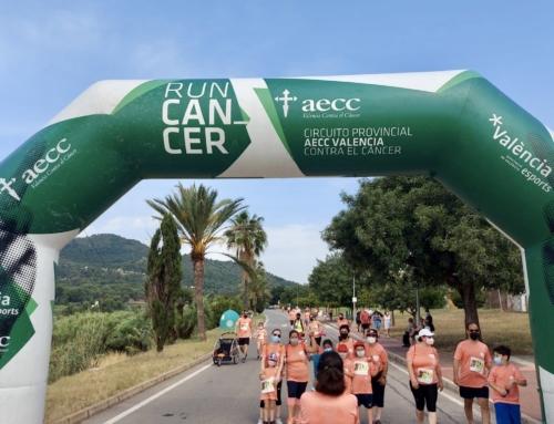 RunCáncer retoma sus marchas presenciales sumando más de 1.300€ en Albalat dels Tarongers