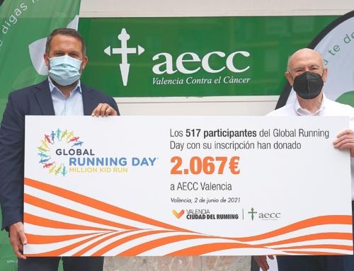 El quinto reto de RunCáncer 6×6 se mueve en junio contra el cáncer de piel